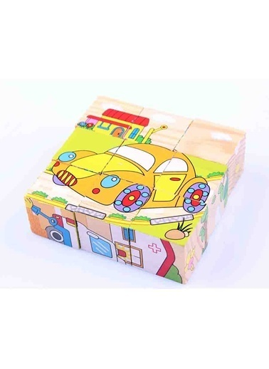 Hobby&Toys Puzzle Renkli